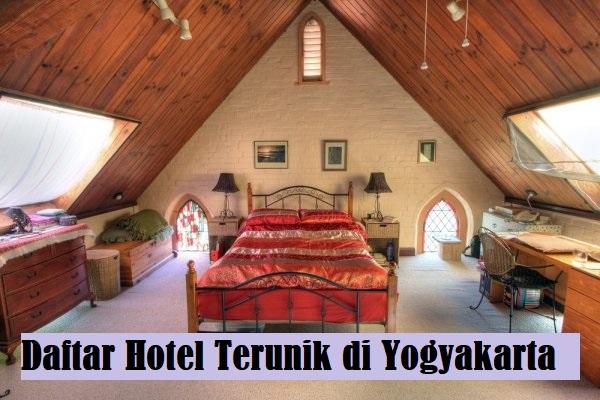 Daftar Homestay Terunik Di Yogyakarta