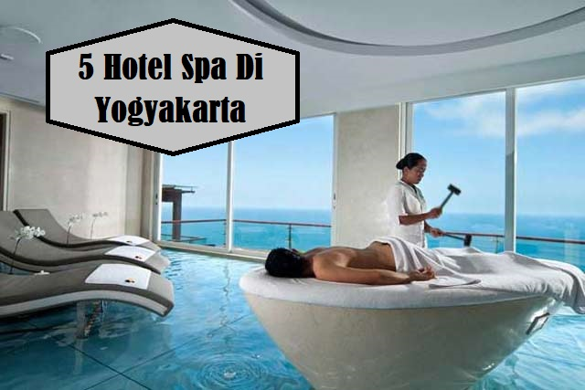 5 Hotel Spa Di Yogyakarta