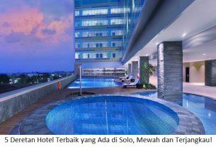 Hotel Solo Terbaik