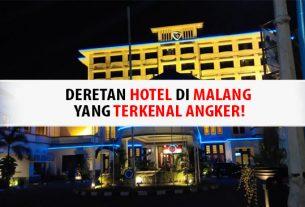 Hotel Angker di Malang
